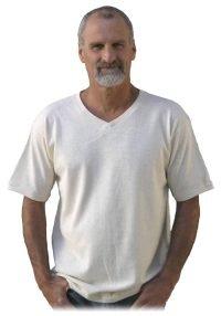 Natural hemp t shirt