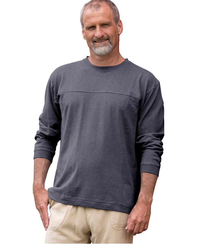 Dash Hemp Horizon Long sleeve tee