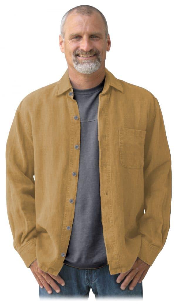 hemp Sashmill shirt