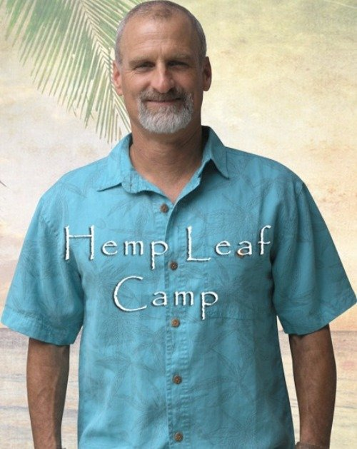 Great Tropical Hemp shirt