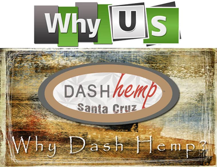 Dash Hemp Clothing