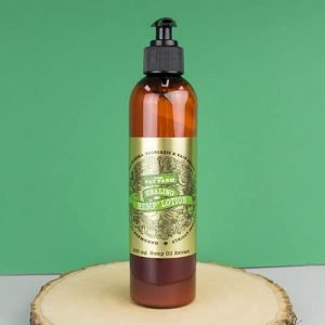 Fay Farm Healing Hemp Lotion